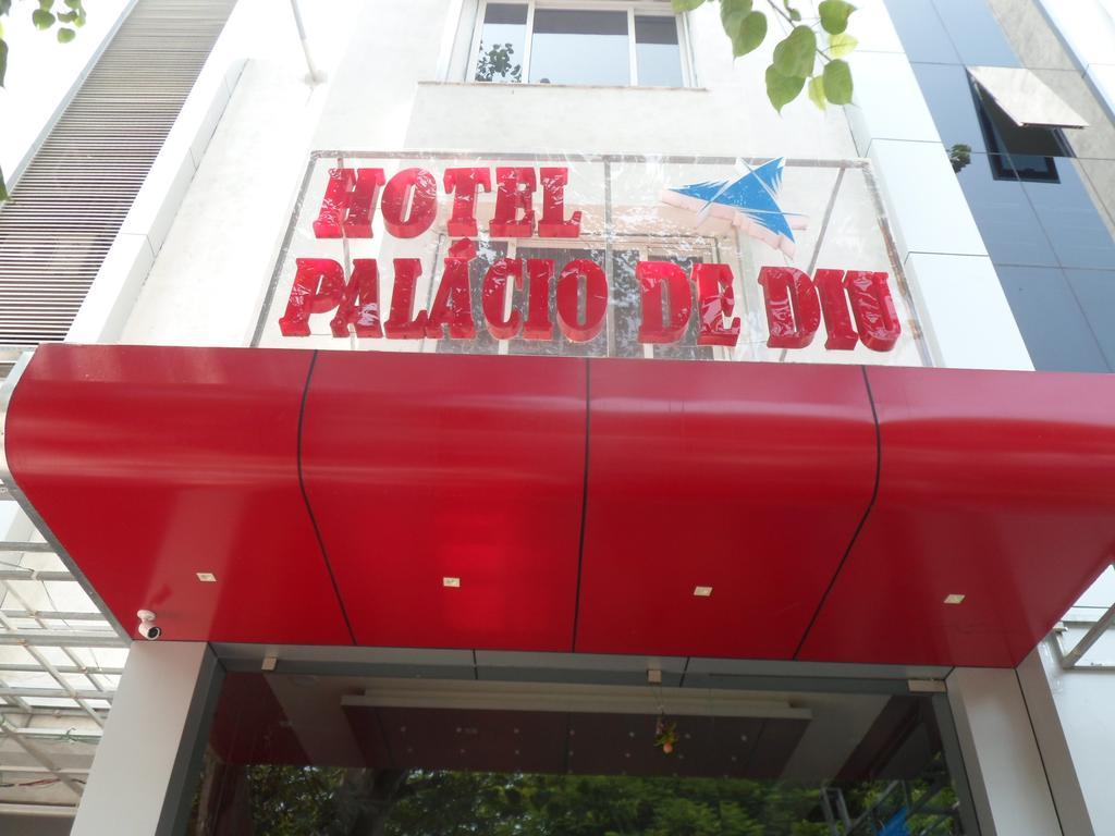 Hotel Palacio De Diu in diu