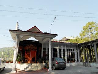 Hotel Pine Valley in dharamshala