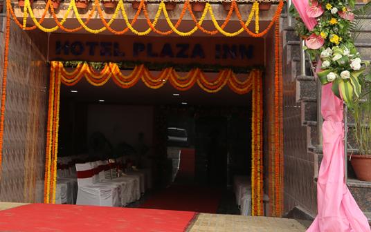 Hotel Plaza Inn in guwahati