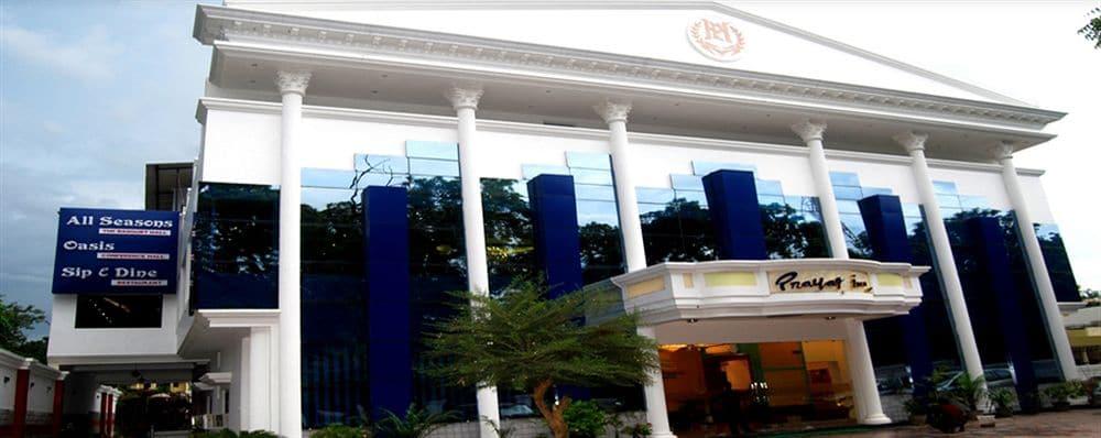 Hotel Prayag in allahabad