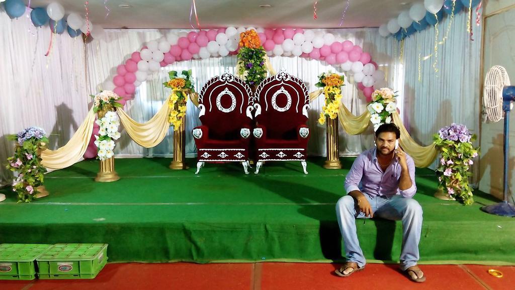 Hotel Raghavendra Residency in Annavaram
