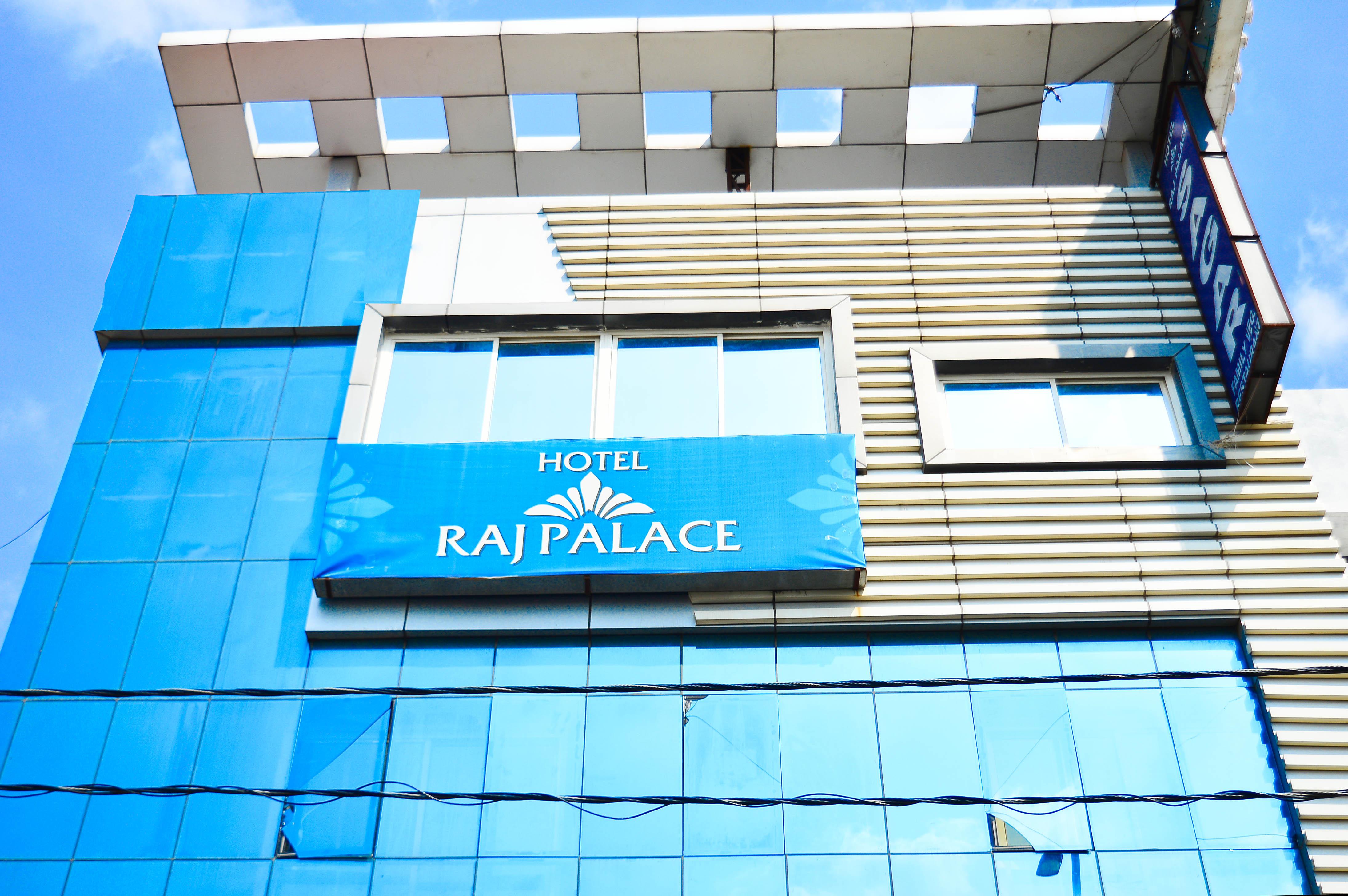 Hotel Raj Palace in ujjain