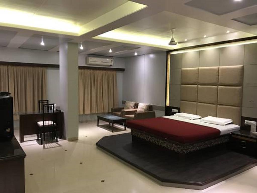 Hotel Ramakrishna International in nanded