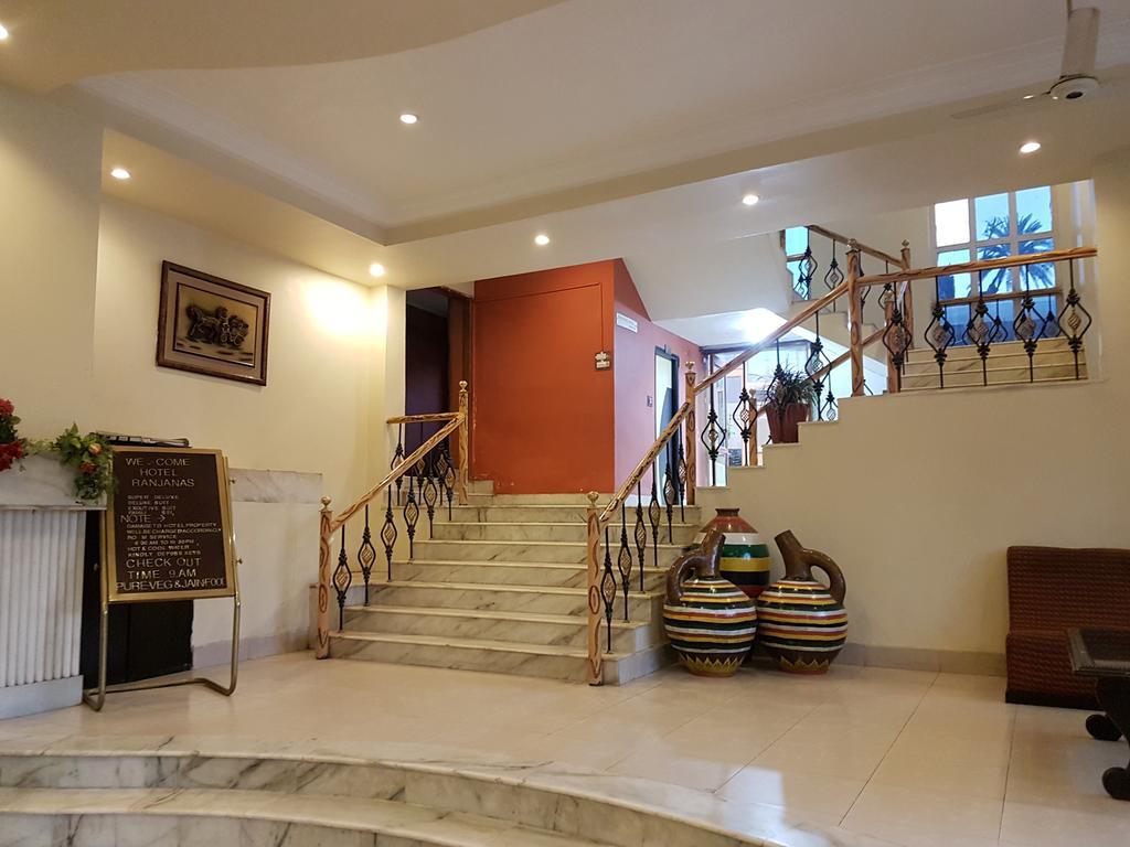 Hotel Ranjana's in mount abu