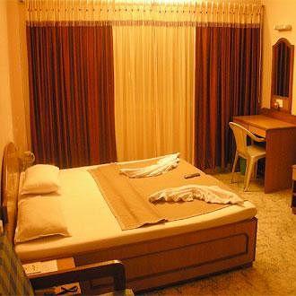 Hotel Sahyadri in Alibaug
