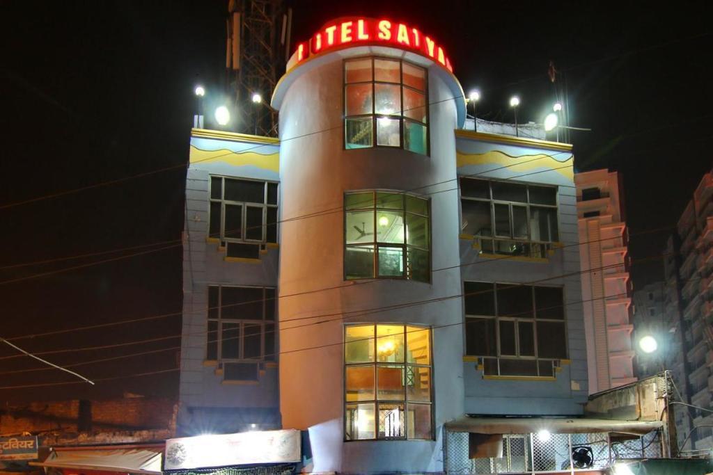 Hotel Satyam in kanpur