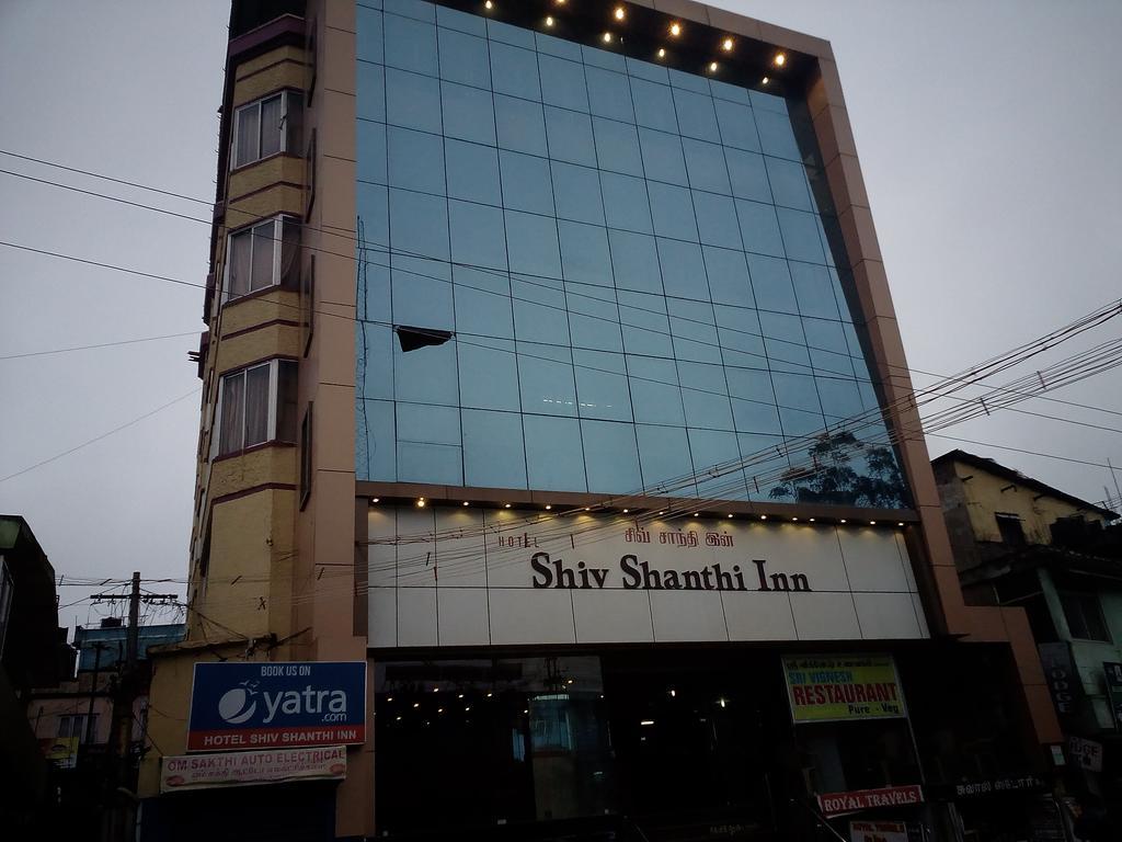 Hotel Shiv Shanthi Inn in Ooty