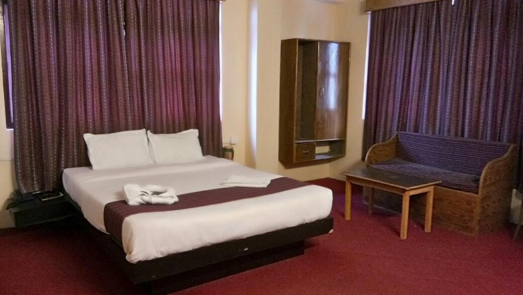 Hotel Snowview in Pelling
