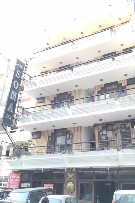 Hotel Soma Dx in New Delhi