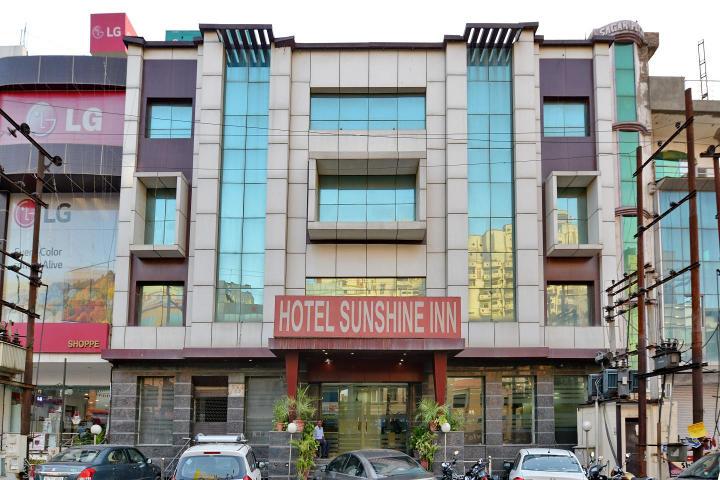 Hotel SunShine Inn in ghaziabad