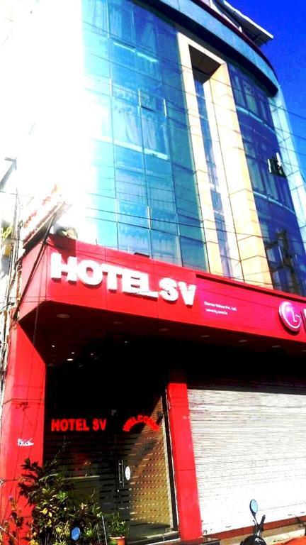 Hotel SV in Haldwāni