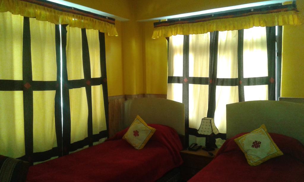 Hotel Tibet in gangtok