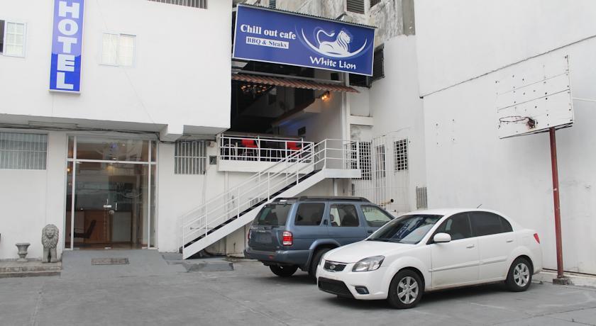 Hotel y Hostel White Lion in Panama City