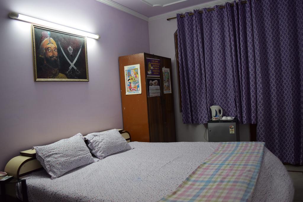 It's Home in New Delhi