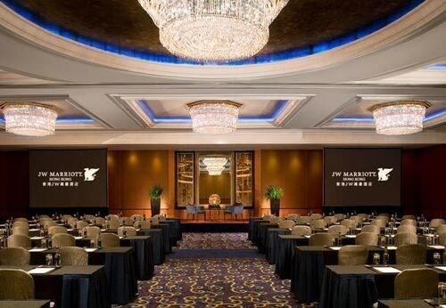 JW Marriott Hotel Hong Kong in hong kong
