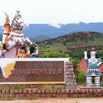 Kadambavanam Resort in dindigul
