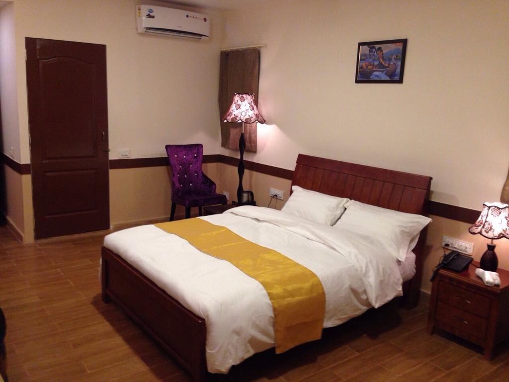 Kalki Resort And Cottages in goa
