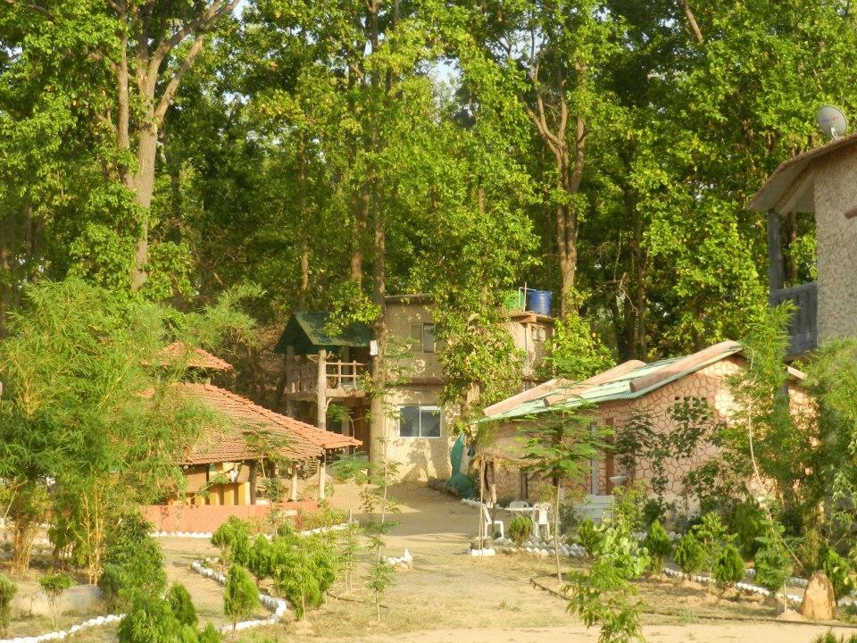 Kanha Pride Resort in Bālāghāt