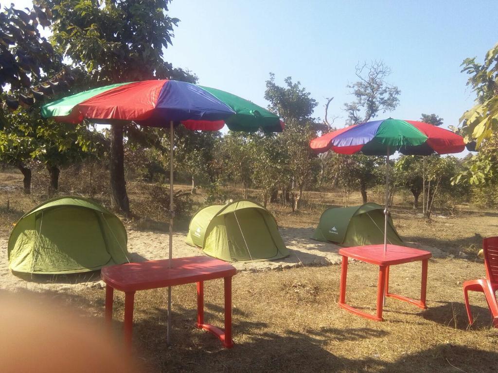 Kanha Tiger Inn Resort in Baihar