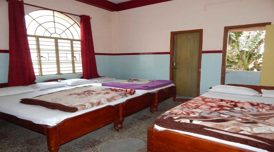Lodge Bikash Bhawan in Siliguri