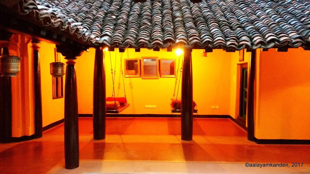 Mangala Heritage Retreat in Tirukkannapuram