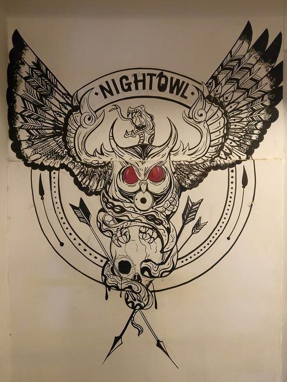 Night Owl Hostel in Baga