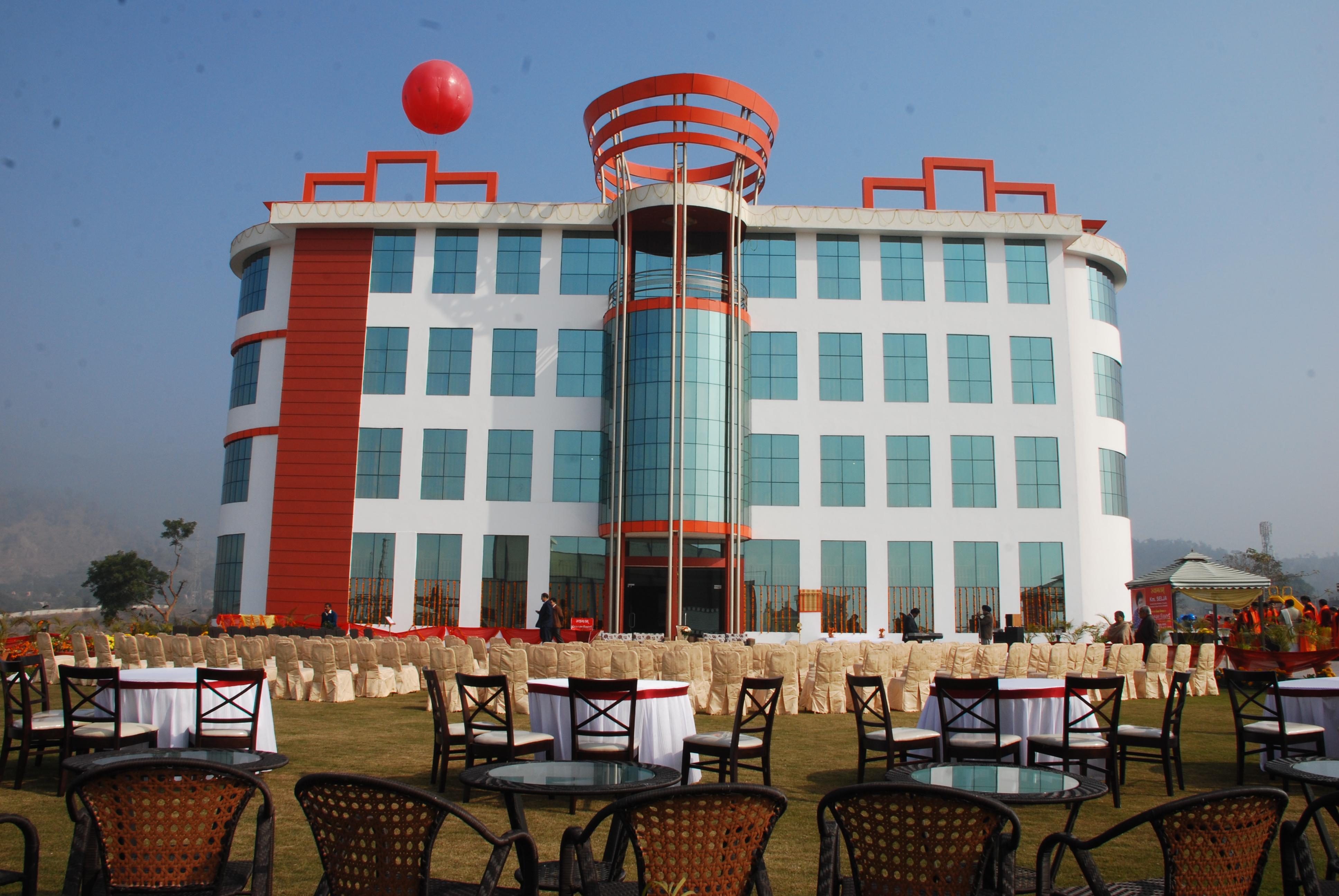Orange Resort & Spa in Baddi