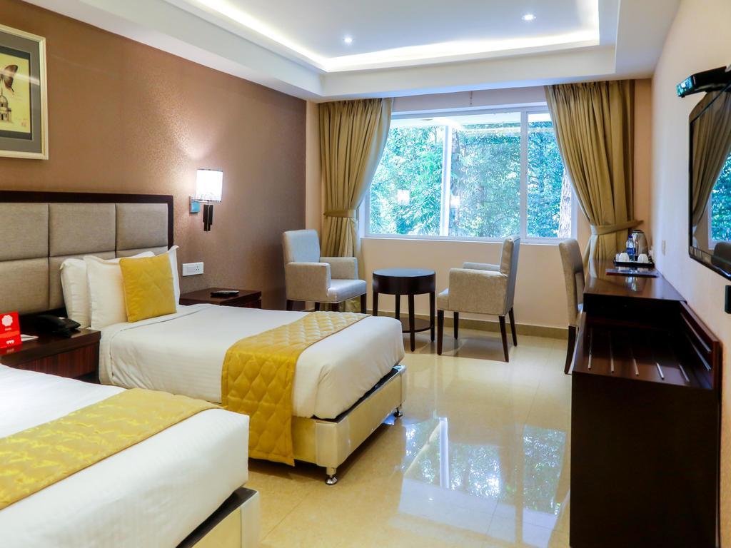 OYO 5862 Hotel Saj International in Rāmamangalam