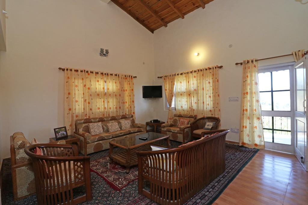 OYO Home 10814 Valley View 2BHK Villa Godakhal in Nainital