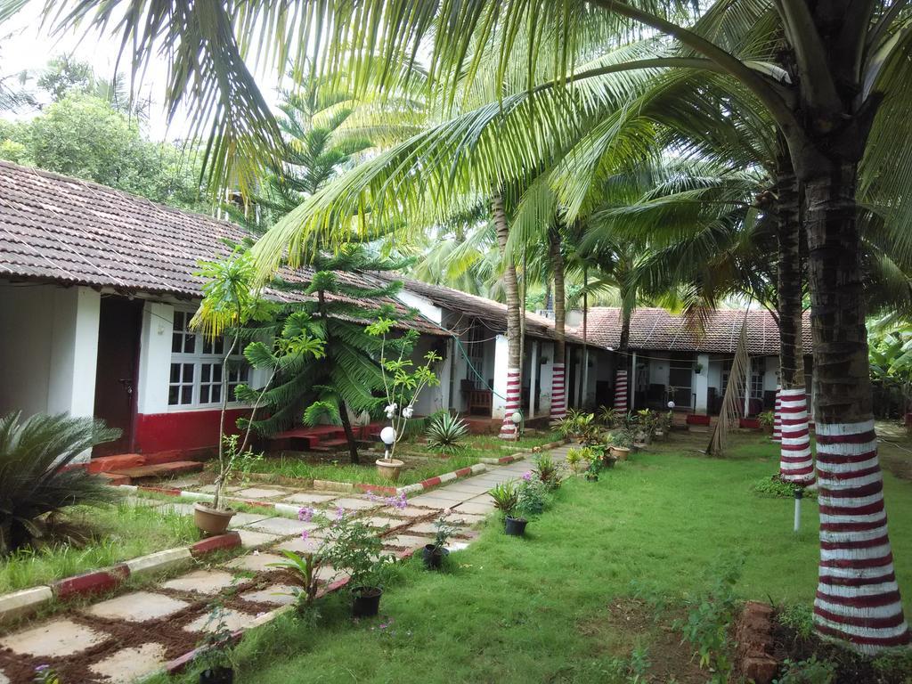Patnem Garden Resort in Canacona