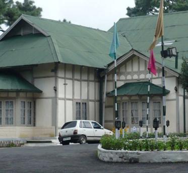 Pinewood Hotel in shillong