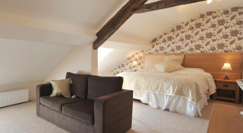 Priory hotel in Cartmel