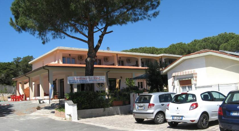 Residence Le Rose in Forte di Bibbona