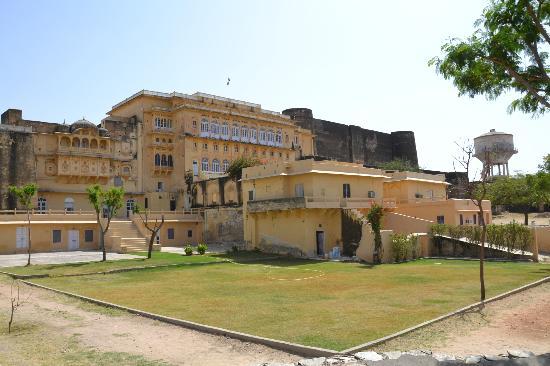 Roopangarh Fort in Kishangarh