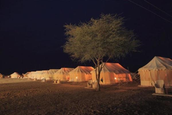 Royal Desert Camp Jaisalmer in Sim
