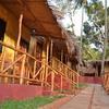 Rustic Hut's in Goa