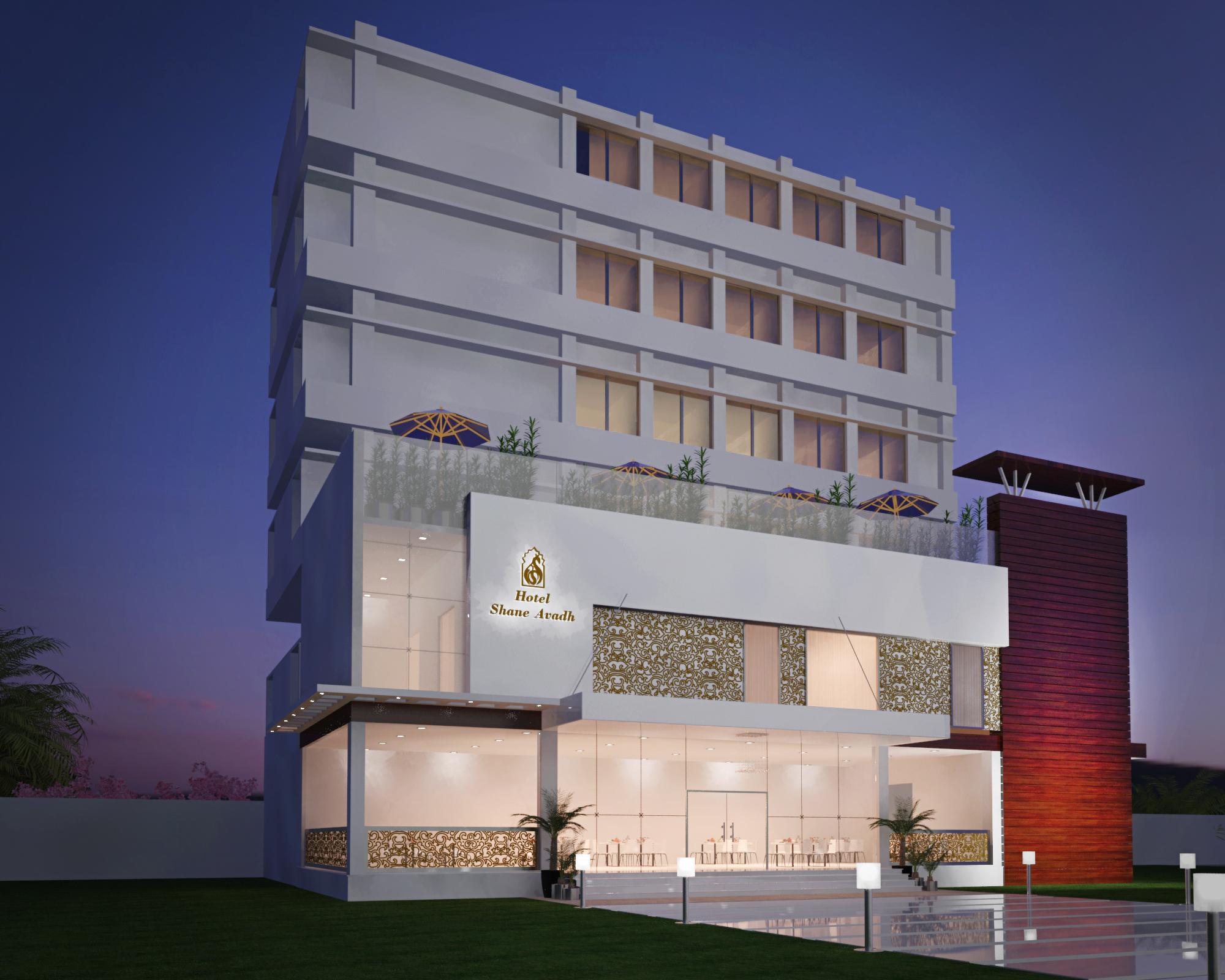 Hotel Shane Avadh in faizabad