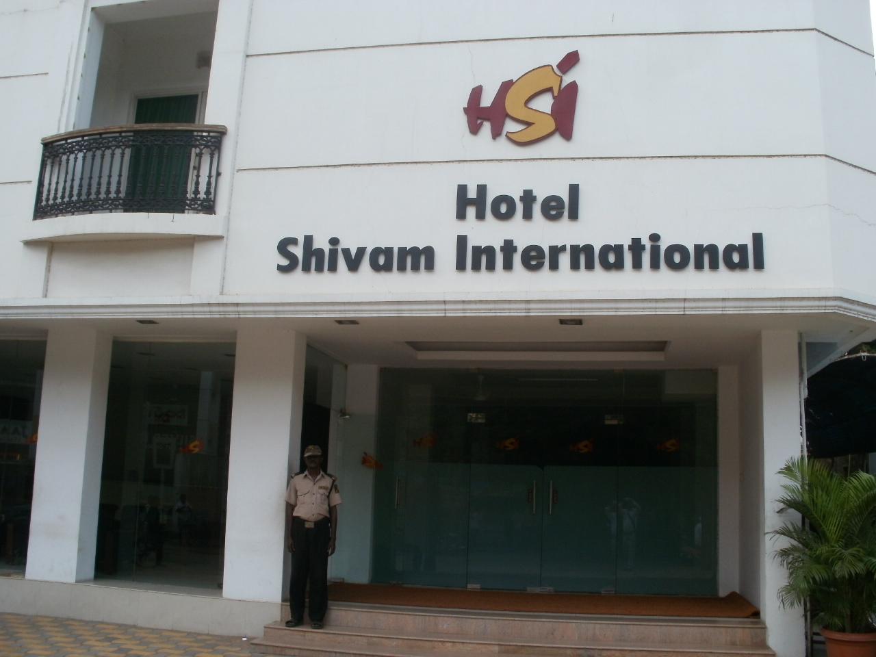 Hotel Shivam International in nellore
