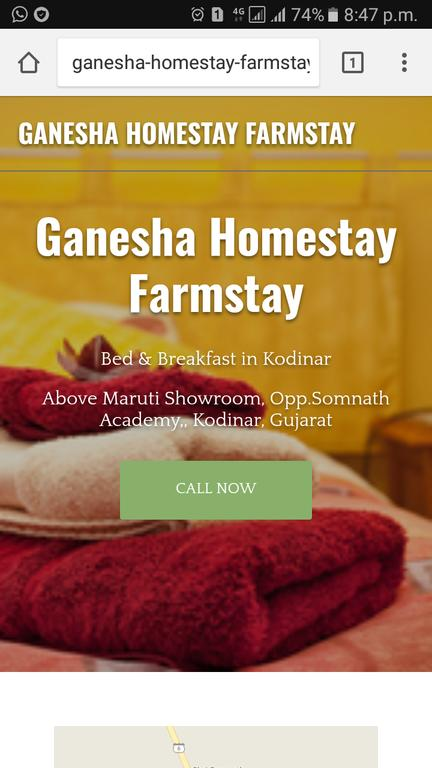 Shree Ganesha Home Stay in Kodīnar