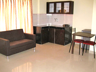Sorrento Service Apartments in pune