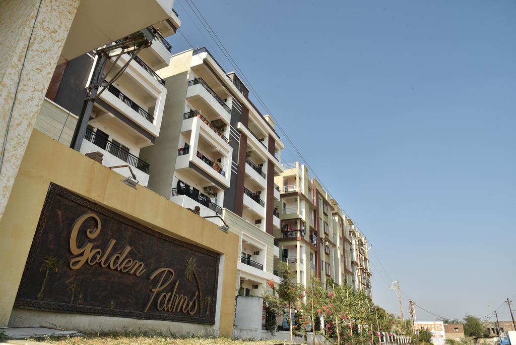 StayEden Golden Palms in Indore