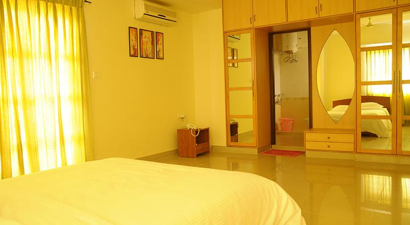 The Grand Serenity Apartment Hotel in bengaluru
