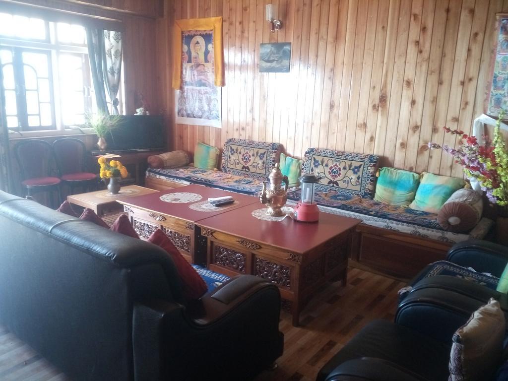 The Kyilkhor Inn in Sombāri