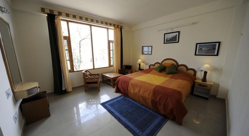 The Manali Lodge in Manli