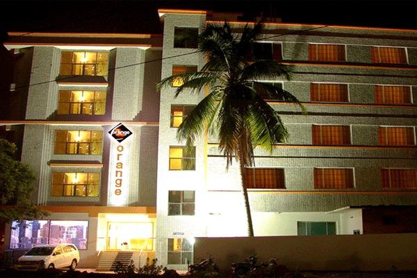 The Orange Hotel in vishakhapatnam