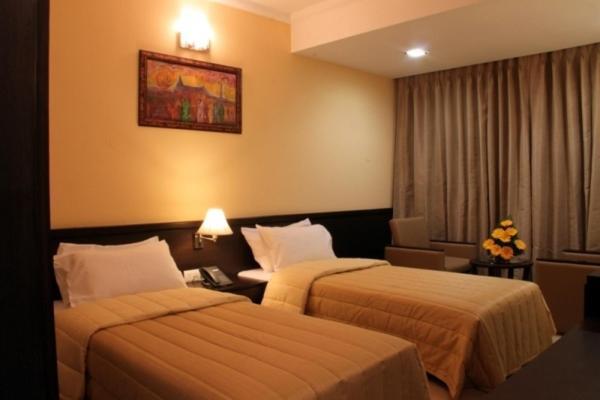 The Sapphire Comfort Hotel in goa