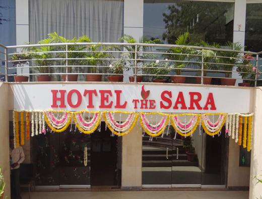 Hotel The Sara in guna