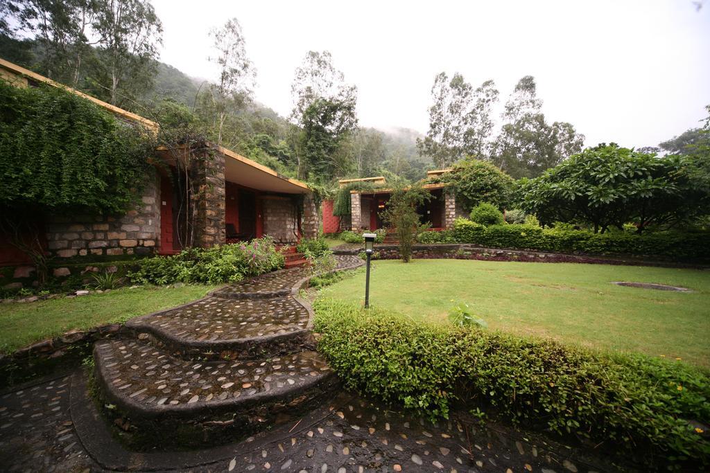 The Solluna Resort in ramnagar