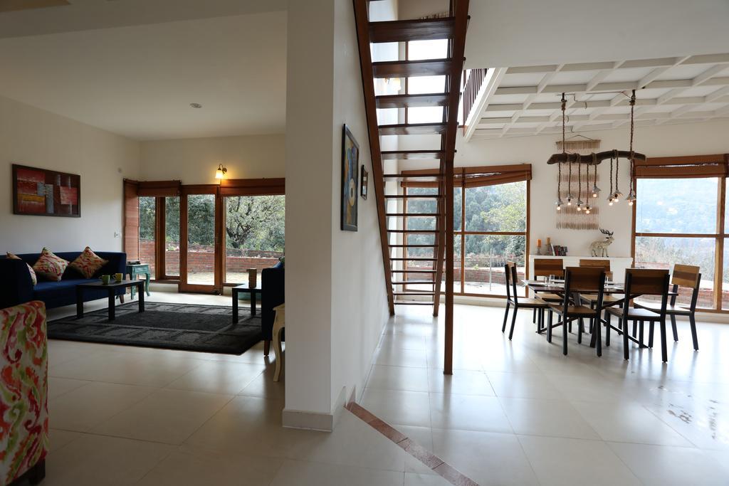 The Villa, Jangalia in Bhīm Tāl