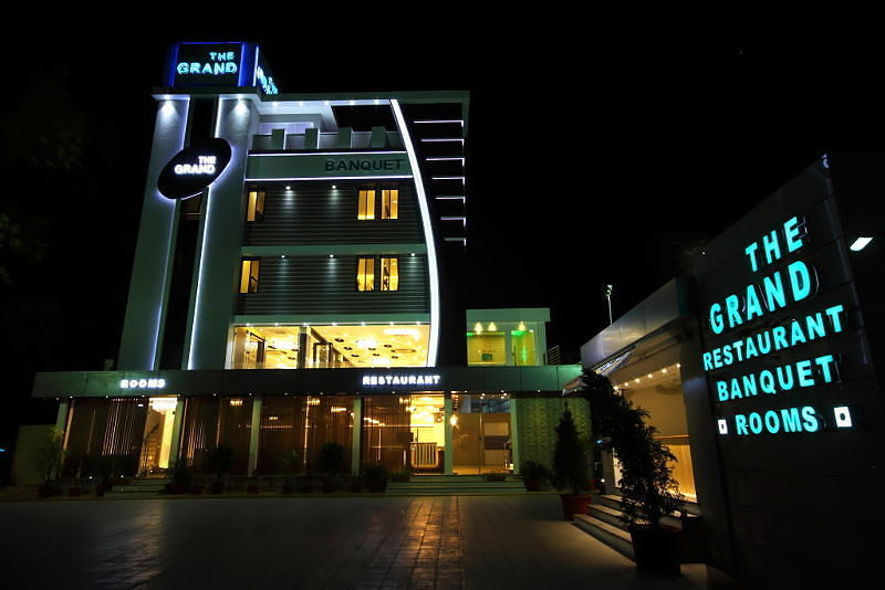 The Grand Hotel in anand